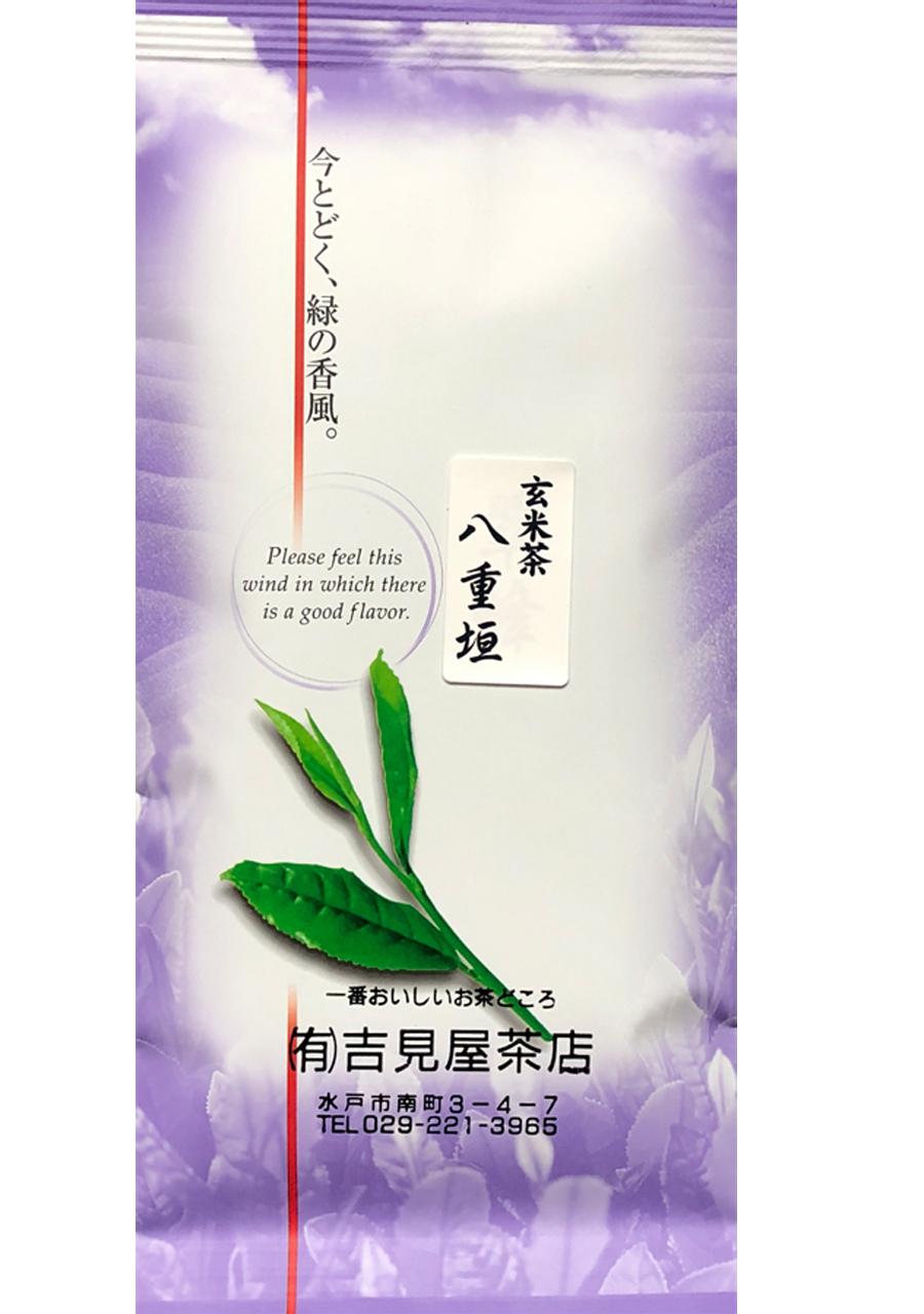 玄米茶 八重垣