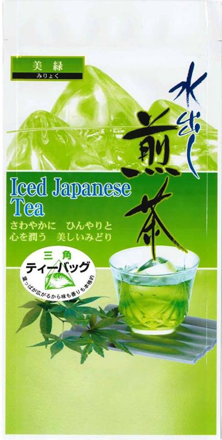 水出し煎茶ティーバッグ(5gx10)