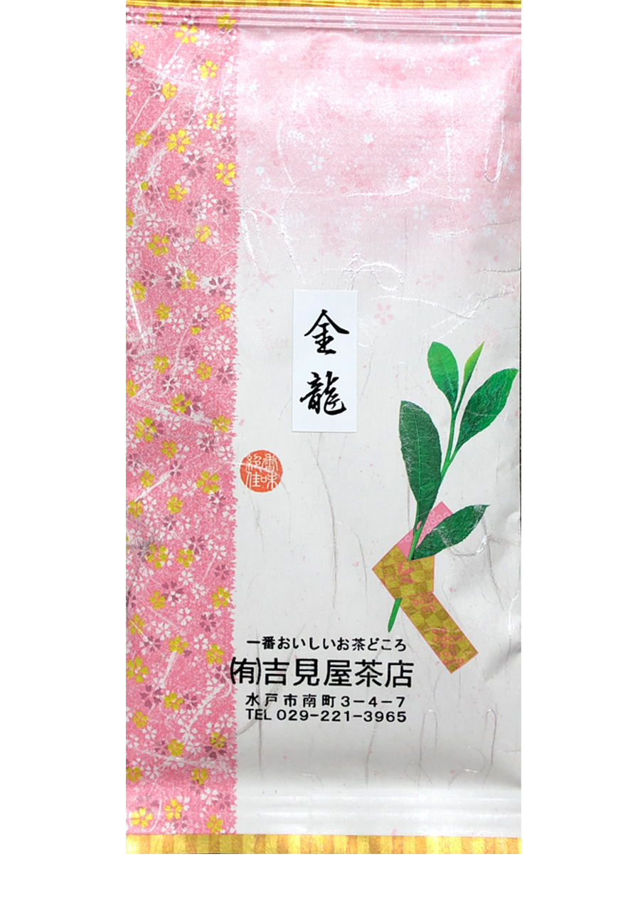 煎茶 金龍